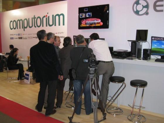 CeBit Broadcast Türkei 2007