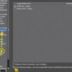 Software Modus Meldung deaktivieren