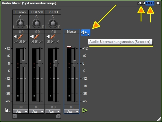 7.30 Audio Routing Recorder