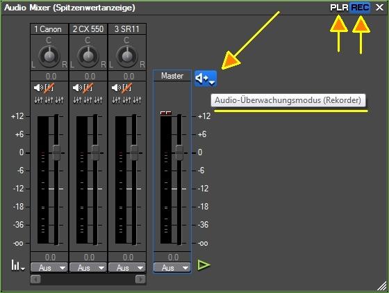 7.30 Audio Routing Recorder